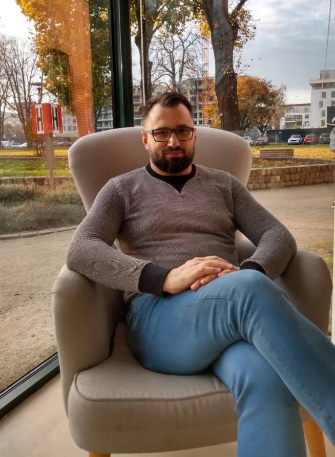 specjalista psychoterapii uzależnień Konrad Jóźwiak